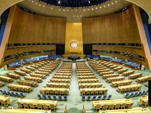 UN GENERAL ASSEMBLY DEMANDS MYANMAR JUNTA TO END COUP