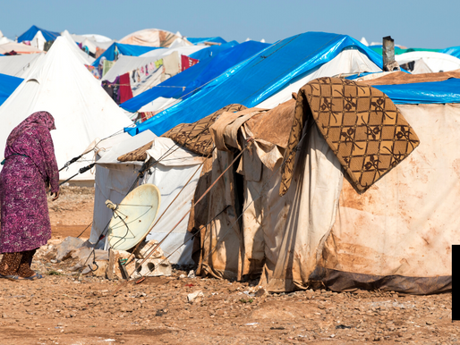 UNHCR: GLOBAL NUMBER OF REFUGEES HAS BREACHED 82.4M