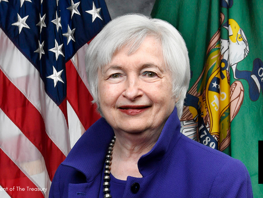 Yellen To Push Dev't Banks To Intensify Climate Financing Effort