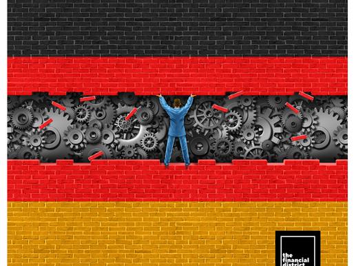 GERMAN INDUSTRIAL OUTPUT HIKE BELOW FORECASTS
