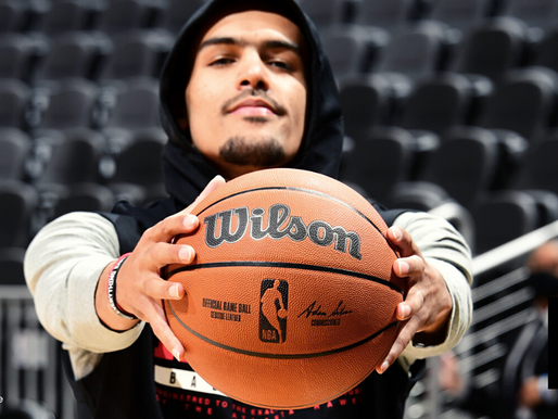 WILSON UNVEILS OFFICIAL NBA MATCH BALL, WELCOMES TRAE YOUNG AND JAMAL MURRAY TO ADVISORY BOARD