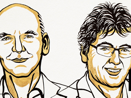 Nobel Chemistry Prize Goes To Duo For Molecule Building