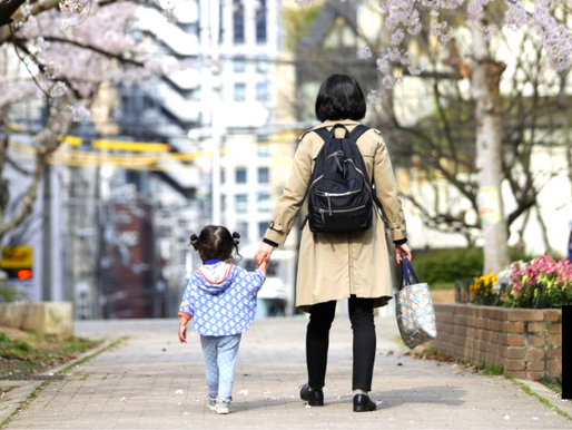 JAPAN TOPS UNICEF SURVEY IN CHILDCARE LEAVE