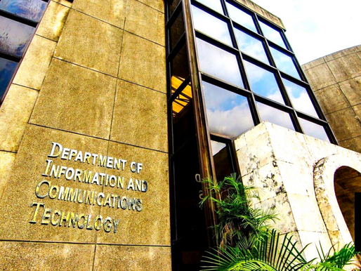 DICT BACKS TELCO USE OF GOVERNMENT RIGHT-OF-WAY FOR PROJECTS