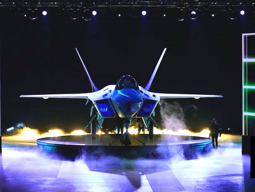 SOUTH KOREA UNVEILS PROTOTYPE OF ITS FIGHTER JET