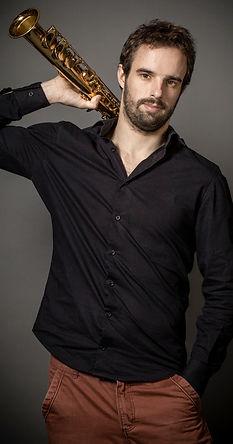 Cyril Berthet - Saxophone soprano et flûte traversière
