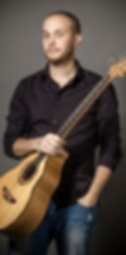 Cédric Loosli - Bozouki et chant