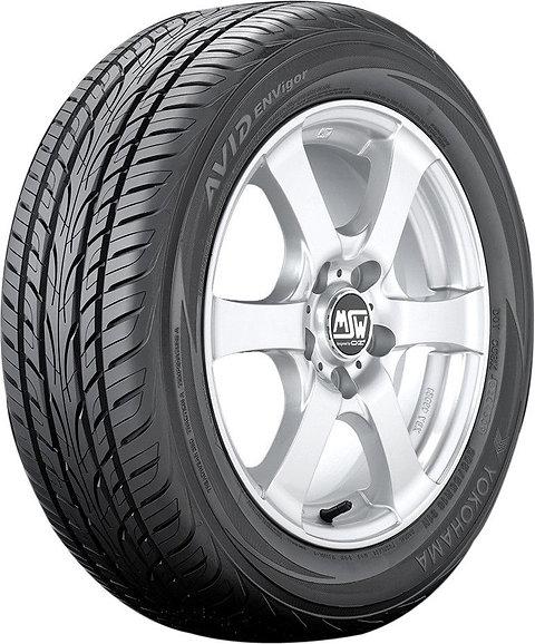 Yokohama All Season Tires >> Yokohama Avid Envigor All Season Tires 205 55r16 91v
