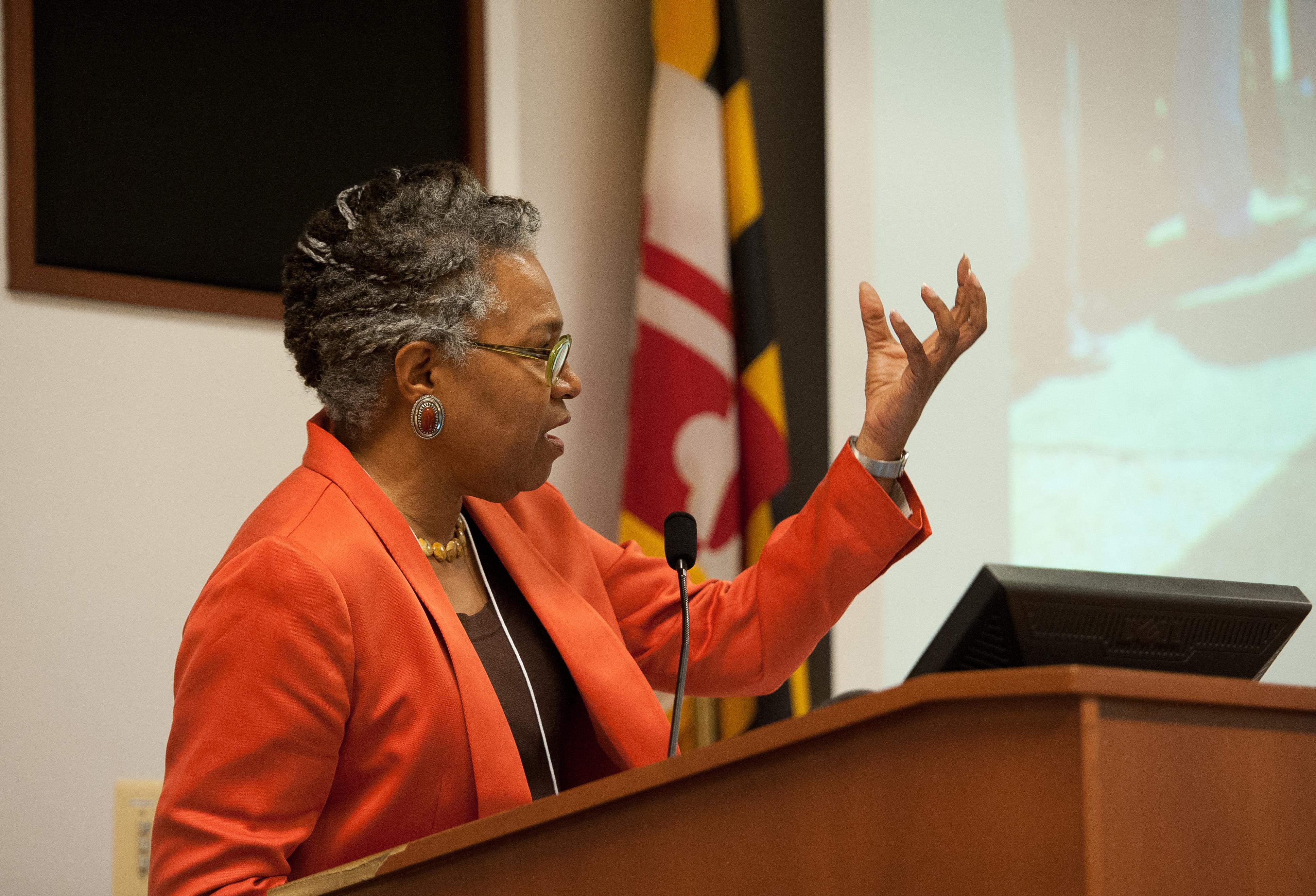Cheryl LaRoche speaker