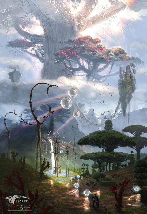 Dante S Inferno Concept Art