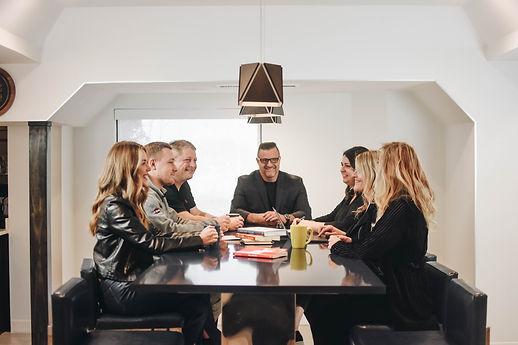 Dudan Partners Team Meeting