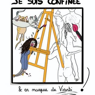 ツ # Confinement vivant