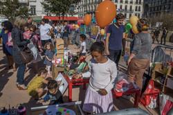 Co-créer dans l'espace public