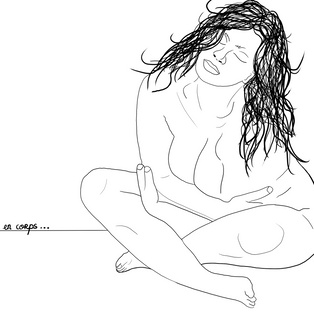 ツ # Illustration vivantes