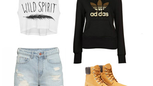 Outfits casuales para ir a hacer senderismo