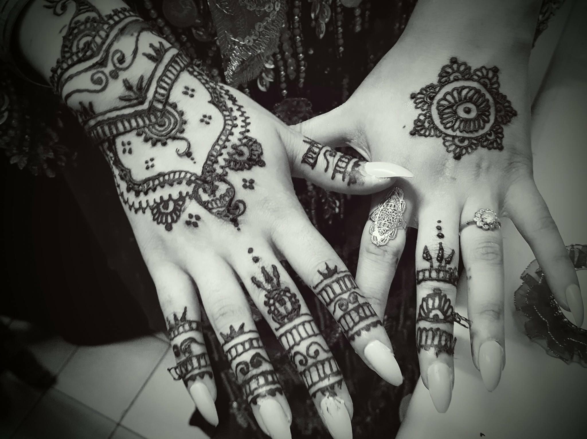 Henna feest