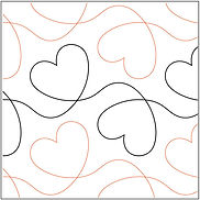 Dear-Heart-quilting-pantograph-pattern-L