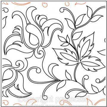 Jacobean Flower & Vine.JPG