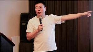 雨花石雲計算董事長劉朋