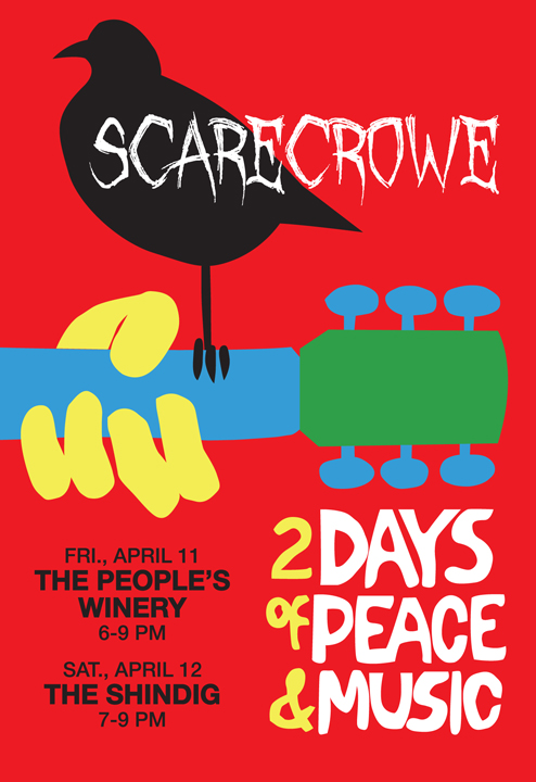 Scarecrowe Poster