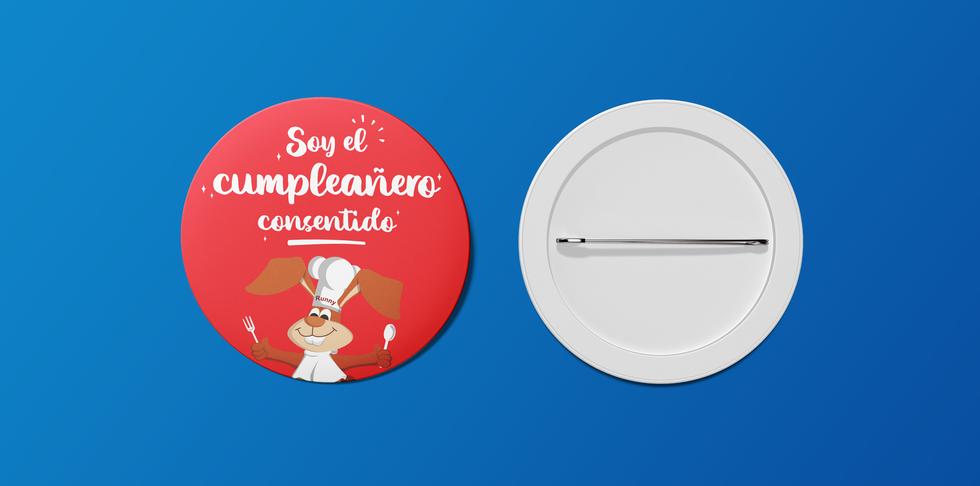 Pin para cumpleañero_Antojitos Factory