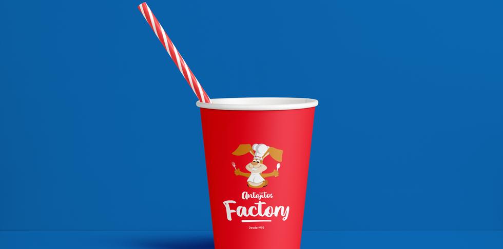 Vaso para refresco_Antojitos Factory
