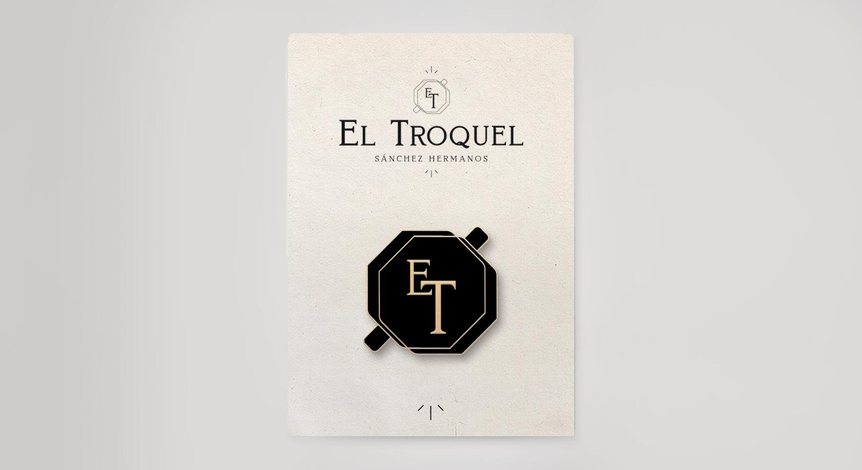 Pin_Uniforme_El Troquel