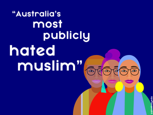 Yassmin Abdel-Magied through the eyes of three young brown women