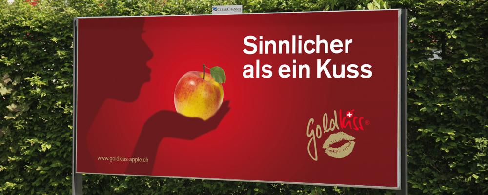 Goldkiss Plakat F12