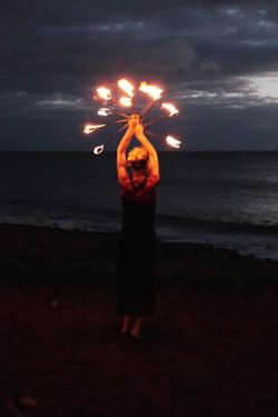 Feuershow_La_Playa_Calera_8134