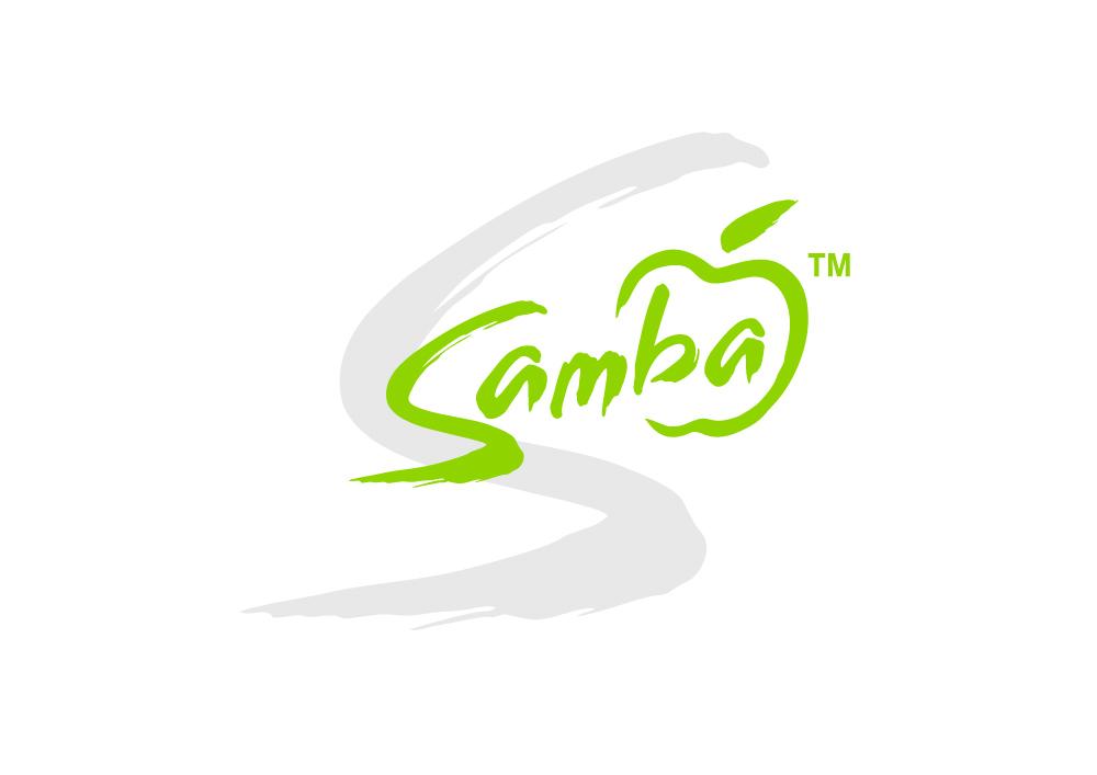 Samba-Aepfel-Logo