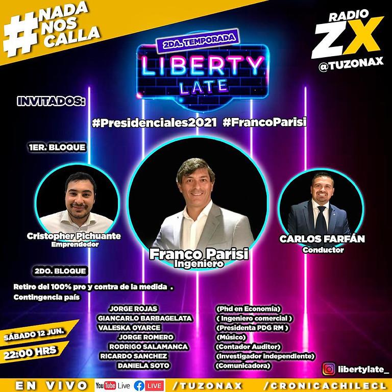 Entrevista LibertyLate