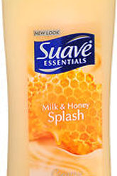 Suave Essentials Milk and Honey Splash