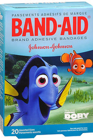 Band-Aid Finding Dory Asst.