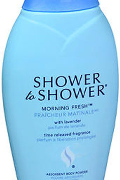 Shower to Shower Morning Fresh
