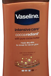 Vaseline Intensive Care Lotion Cocoa Radiant