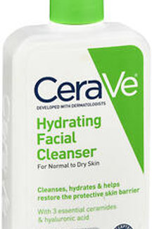 CeraVe Hydrating Facial Cleanser