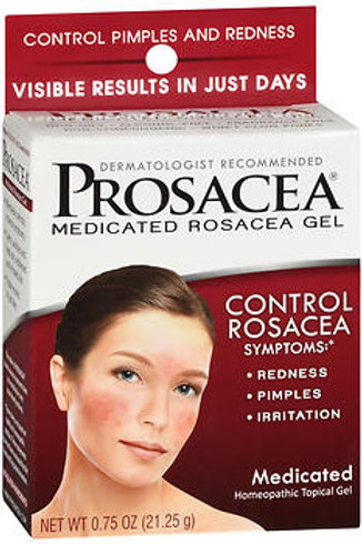 Prosacea Medicated Rosacea Gel