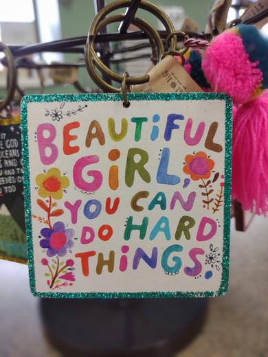 Inspire_Keychain_BeautifulGirlYouCanDo.j