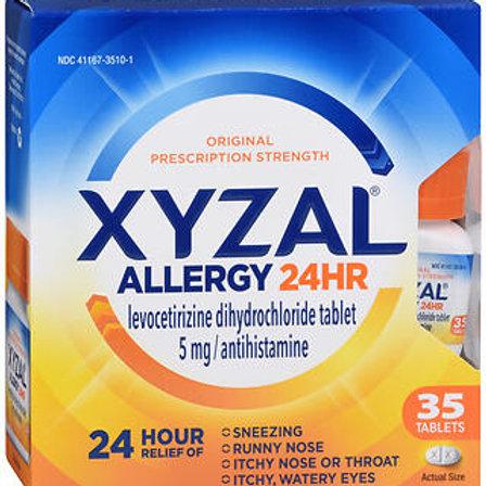 Xyxal 5 mg 35 ct.