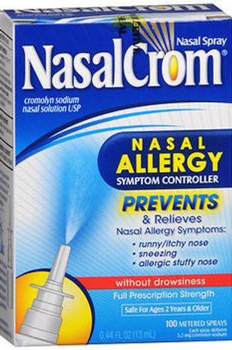 NasalCrom Allergy Nasal Spray