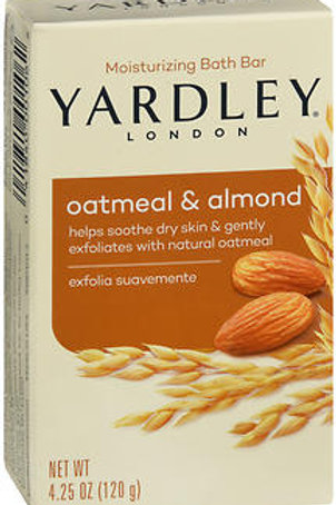 Yardly London Oatmeal and Almond