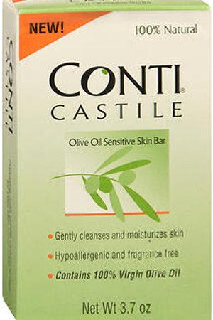 Conti Castle Olive Oil Sensitive Skin Bar