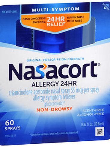 Nasacort Allergy Nasal Spray 60 ct.