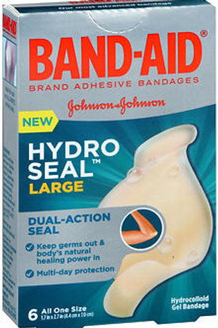 Band-Aid Hydro Seal Large