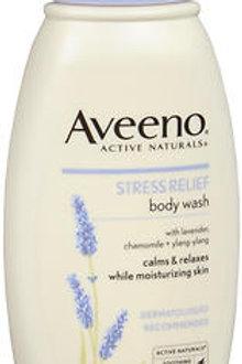 Aveeno Active Naturals Stress Relief Body Wash