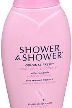 Shower to Shower Original Fresh