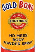 Gold Bond No Mess Body Powder Spray - Classic