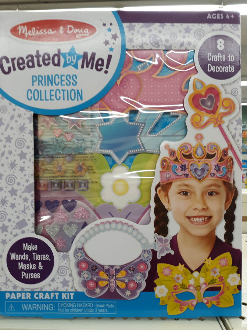 Melissa and Doug Crafts