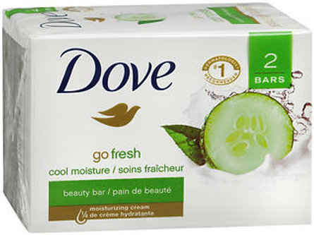 Dove Go Fresh Bar Cool Moisture